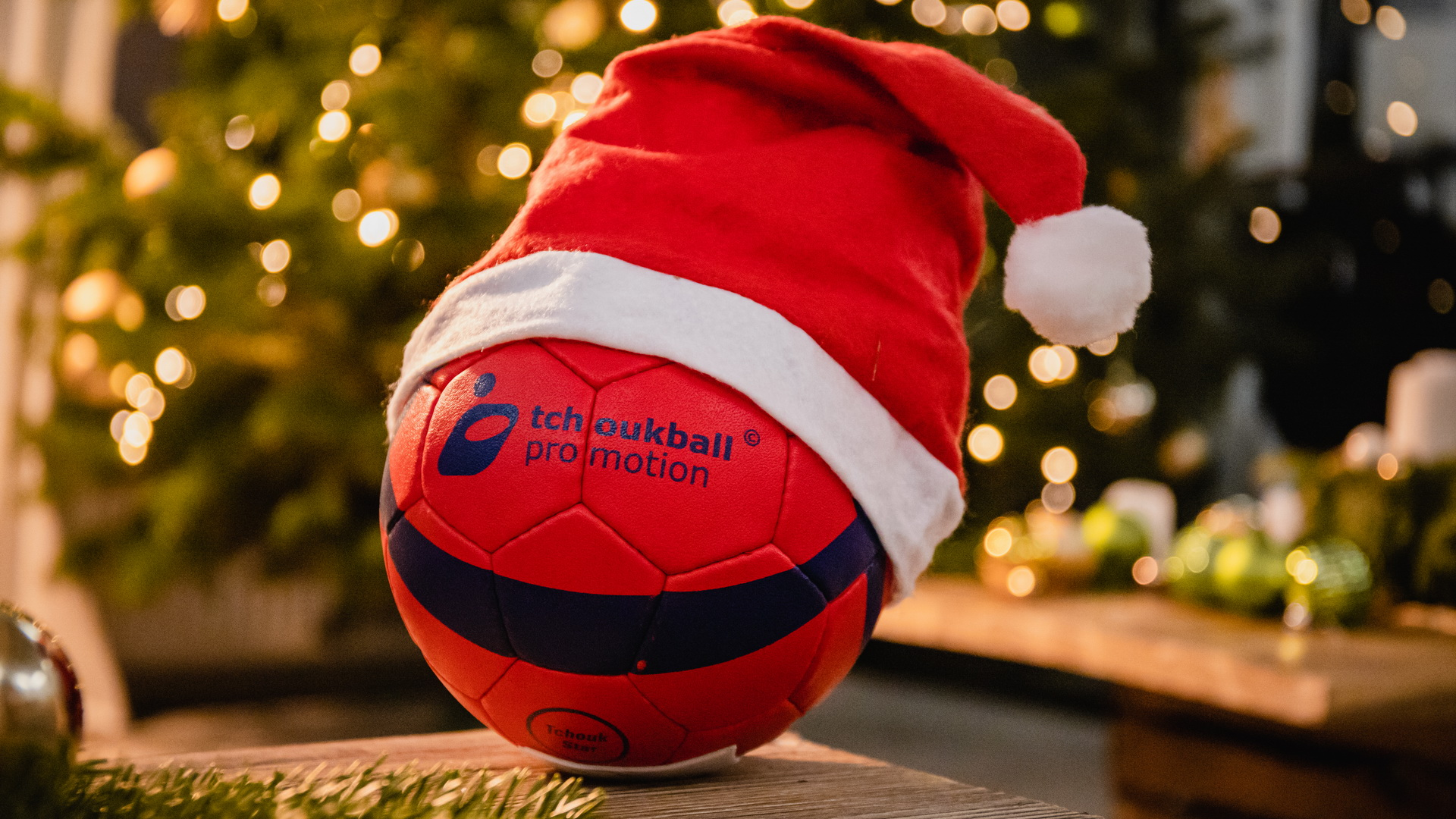 Tchoukball Weihnachten 2020